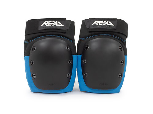 REKD RAMP KNEE PADS BLUE