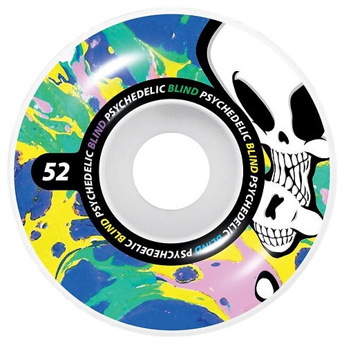 BLIND PSYCHEDELIC WHEEL 52MM