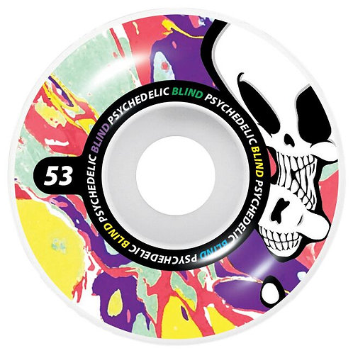 BLIND PSYCHEDELIC WHEEL 53MM
