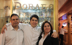 Family at el Dorado