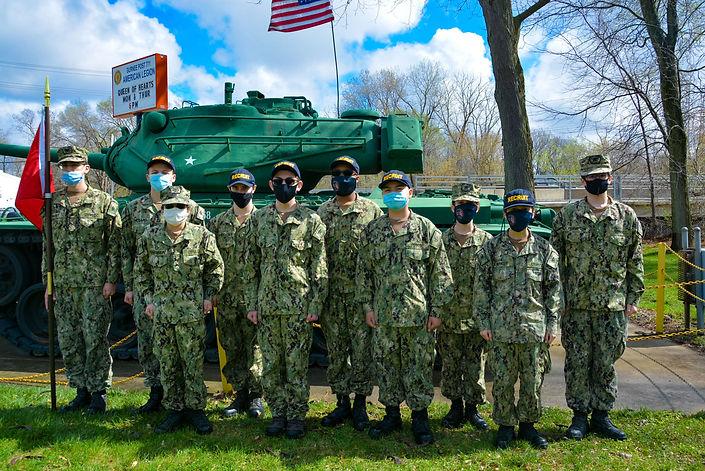 April 2021 Drill WEB115 Bravo Company.jp