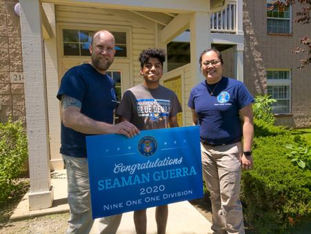 Meet the Class of 2020: Kevin Guerra