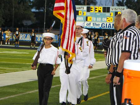 Highland Park High School Varsity Football Game