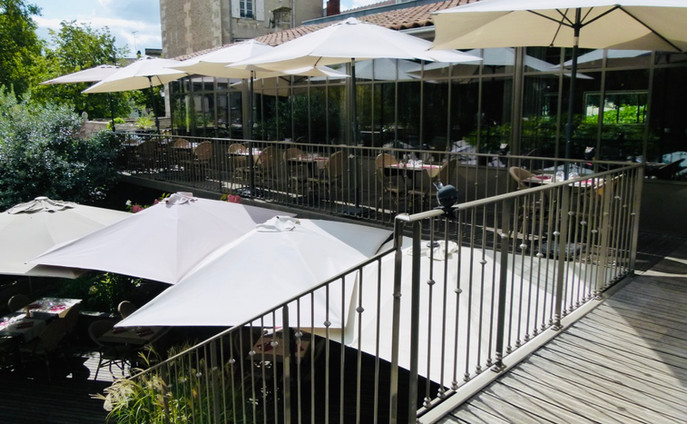 Balcon Atelier des Quais Cognac