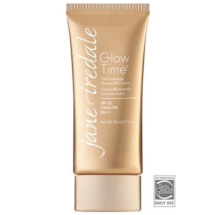 GLOW TIME® FULL COVERAGE MINERAL BB CREAM SPF25