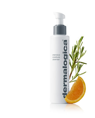 Intensive Moisture Cleanser with Rosemar