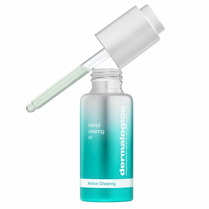 active clearing - retinol clearing oil 30ml