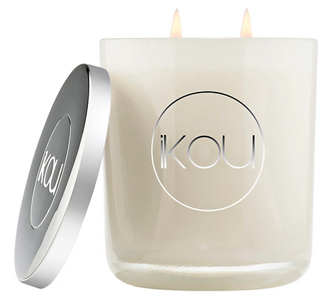 ECO-LUXURY CANDLE GLASS - DE-STRESS