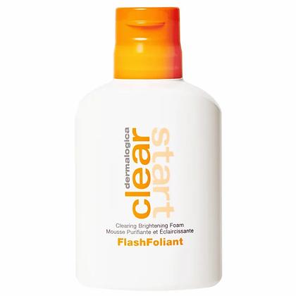 clear start - flashfoliant
