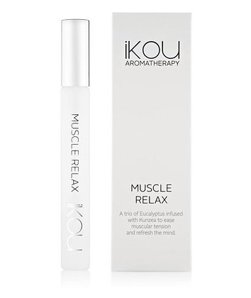AROMATHERAPY ROULETTE MUSCLE RELAX 10ML