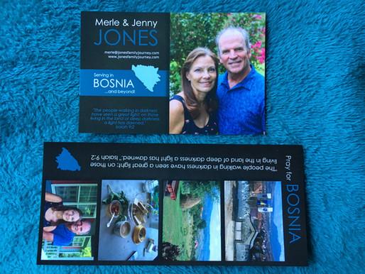 We have a Website!  Check us out!  Jonesfamilyjourney.com