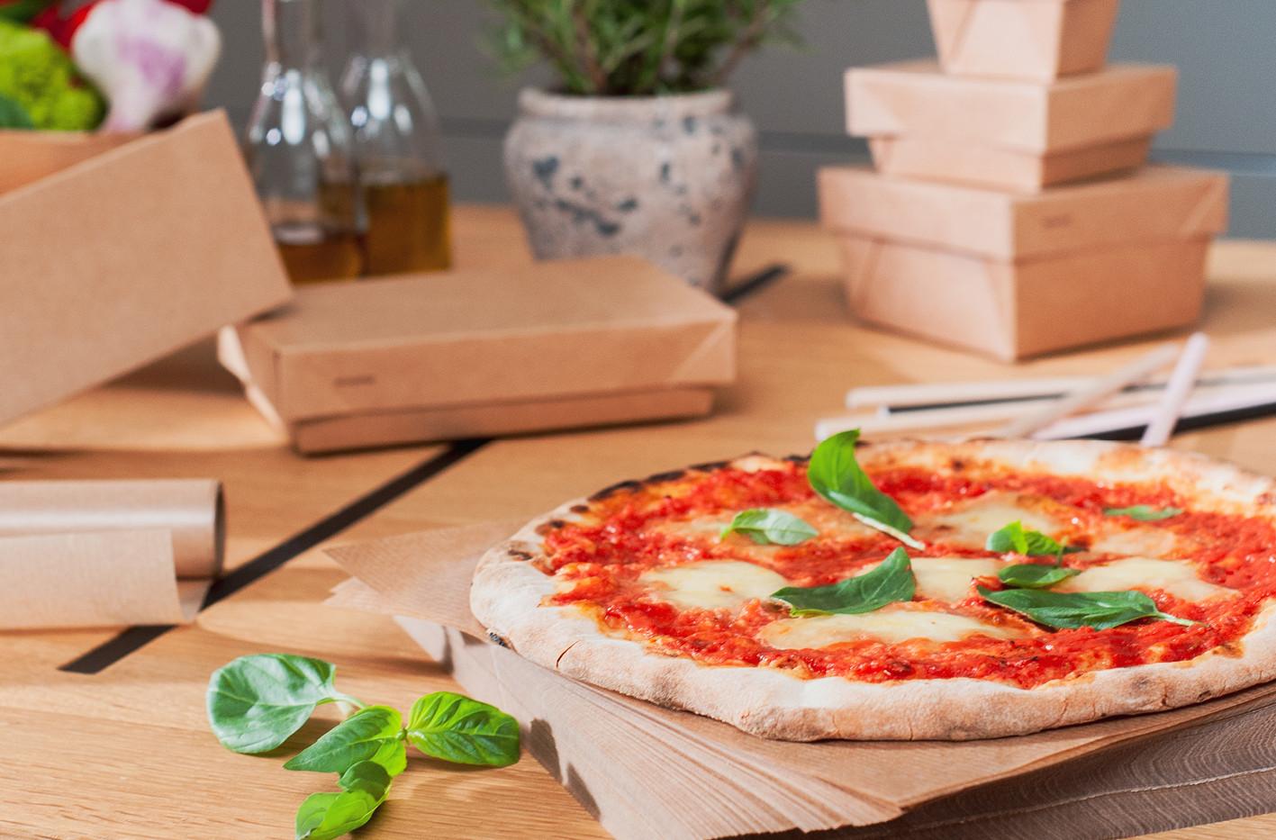 Original Pergano Pizzapapier