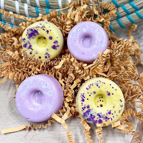 Lavender Lemonade Donut Wax Melts