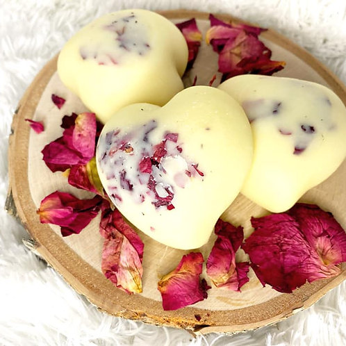 """Amore"" Heart Lotion Bar"