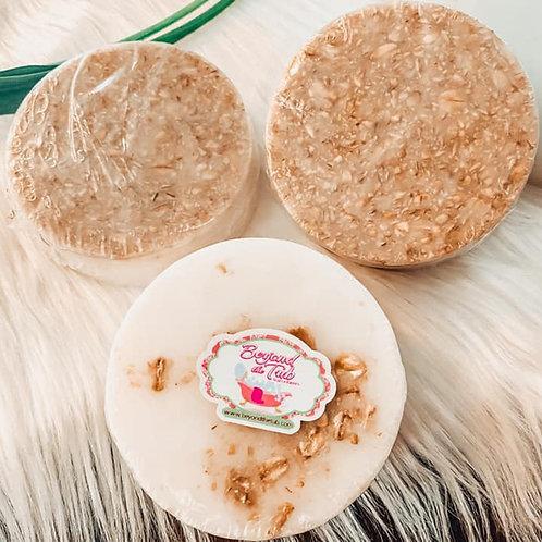 Avena con Eucalipto Para Acne y Piel Sensitiva (Oatmeal Soap)
