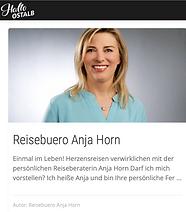 Hallo Ostalb Anja Horn