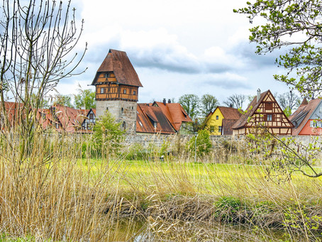 Sieben märchenhafte Städte in Deutschland