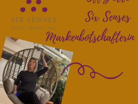 Six Senses Markenbotschafterin