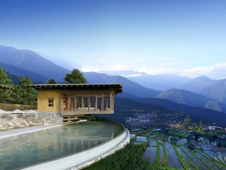 Mit allen Sinnen in Bhutan