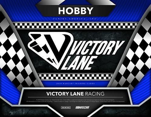 2018 Victory Lane Hobby box