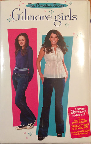 Gilmore Girls Complete Series - DVD