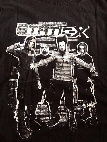 Static X Destroy All short sleeve T-shirt XL