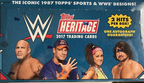 2017 WWE Heritage