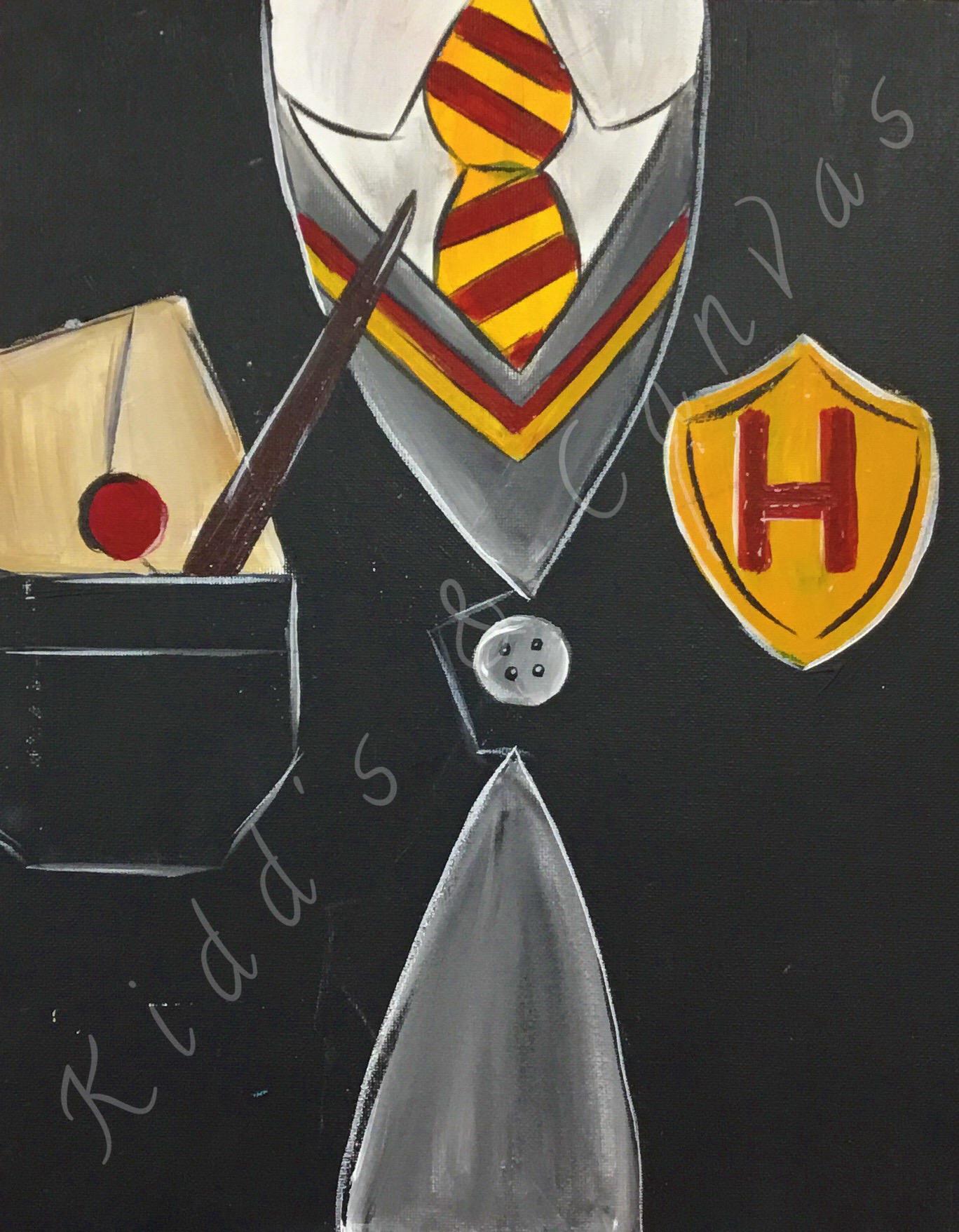 Harry Potter Colors