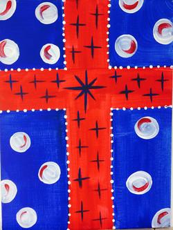 Merica Cross