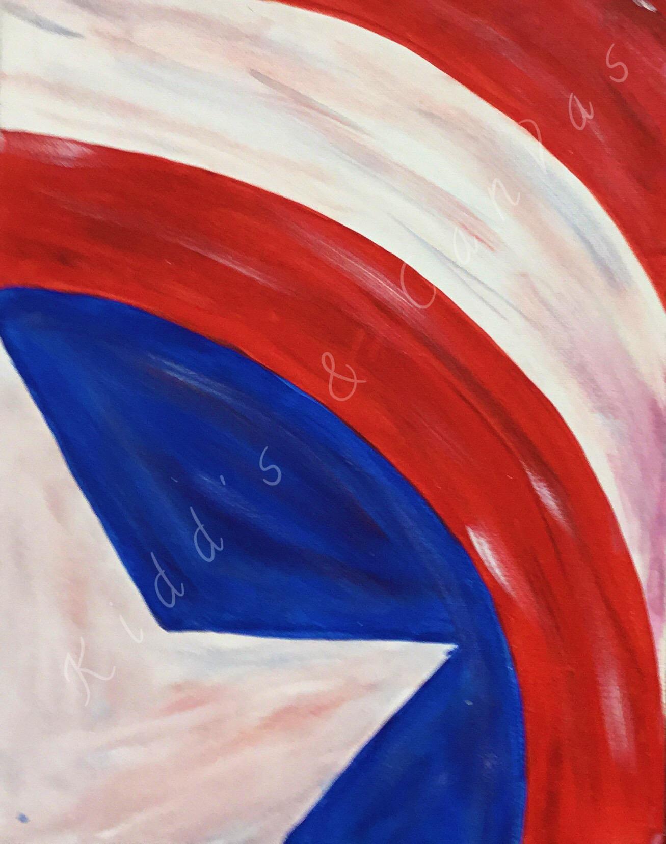 Capitan America Shield