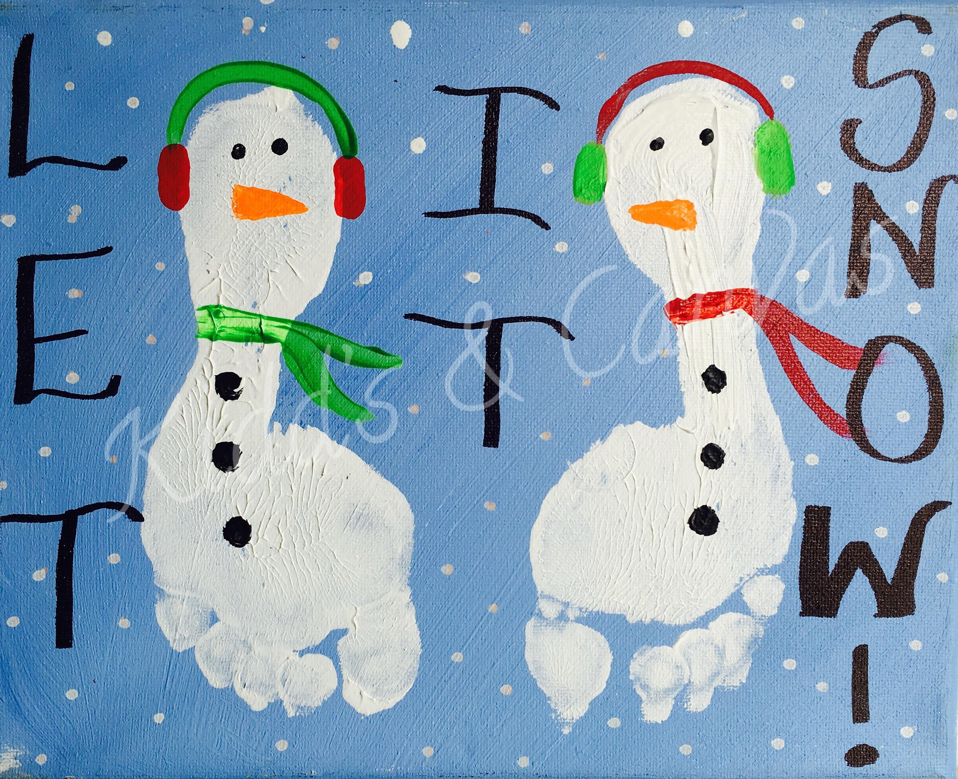 Toddler - Let It Snow