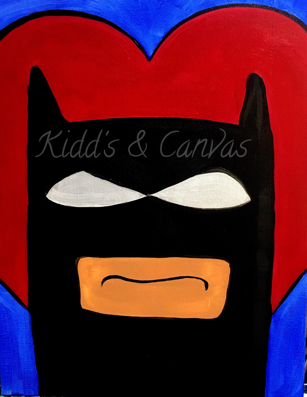 I Love Lego Batman
