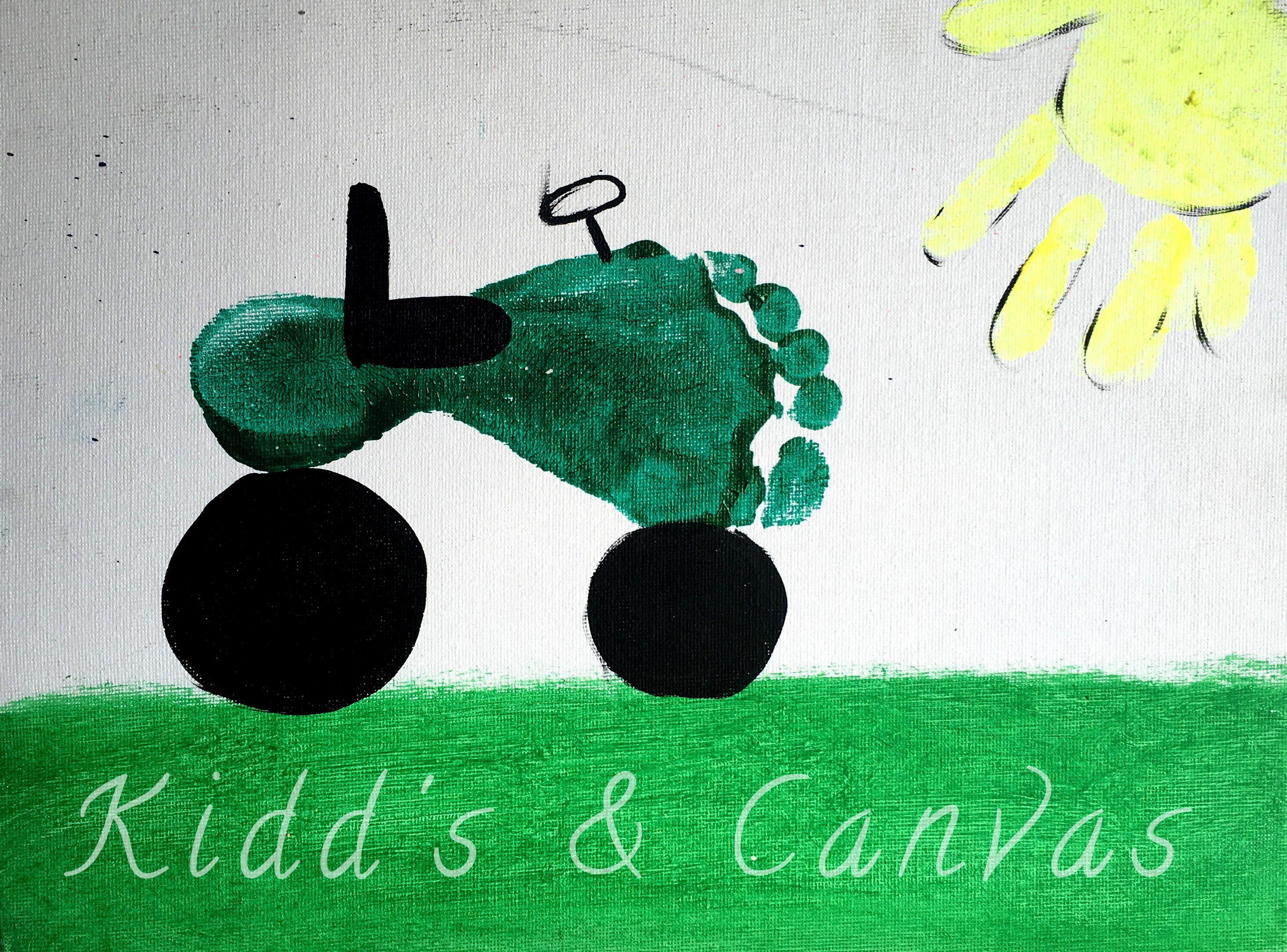 Footprint Tractor