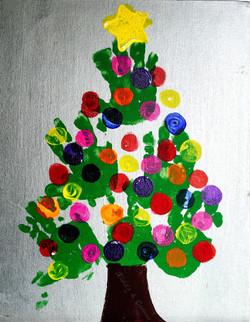 Toddler Christas Tree