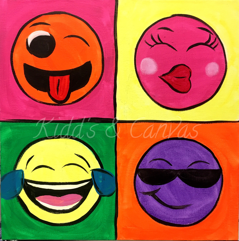 Emoji Quad (Age 9 & Up)