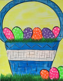 Basket O Eggs