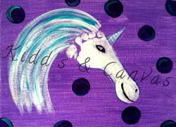 Footprint Unicorn/Horse
