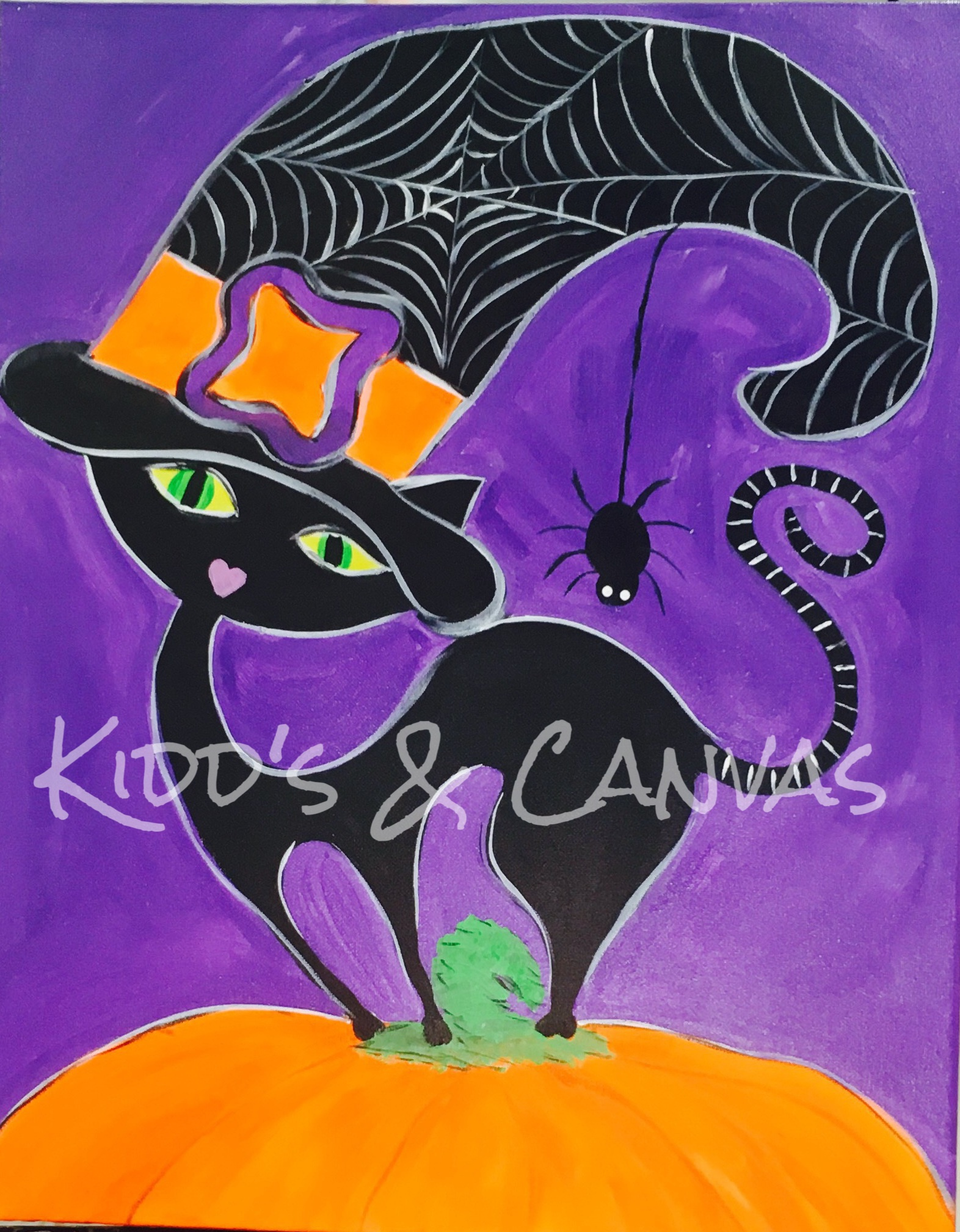 Witching Kitty