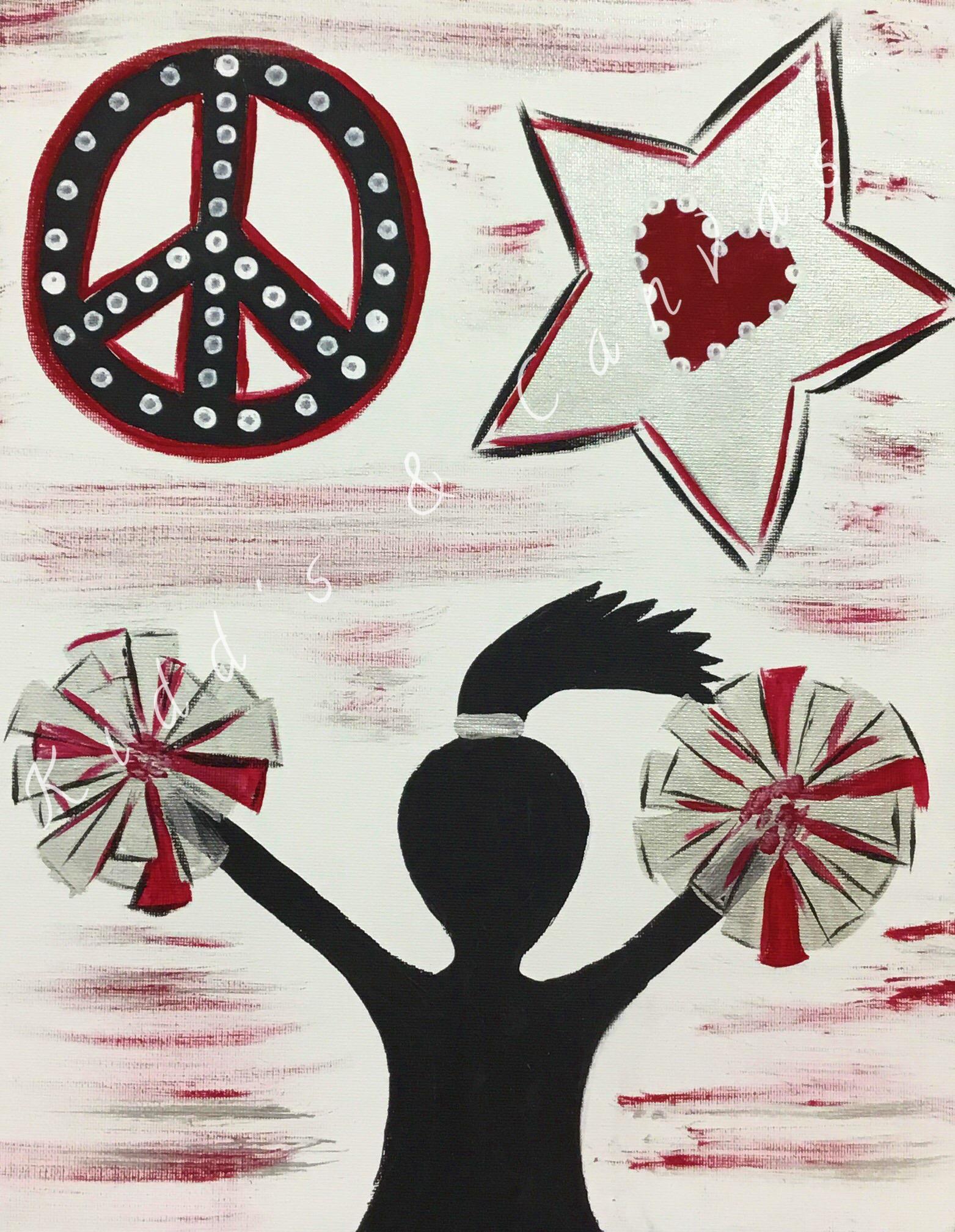 Peace, Love, Cheer