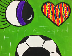 I Love Soccer 1