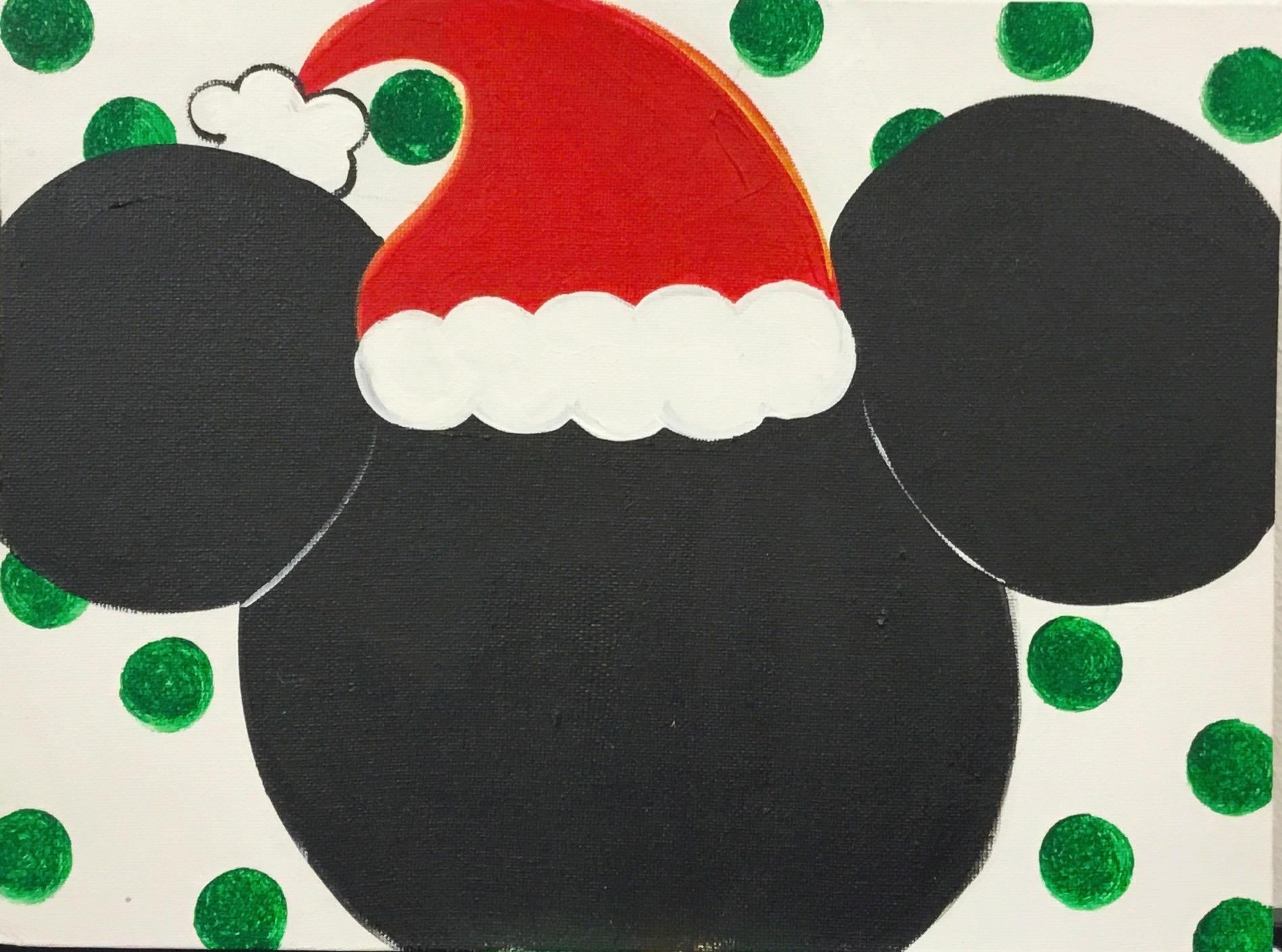 Toddler - Mickey Christmas