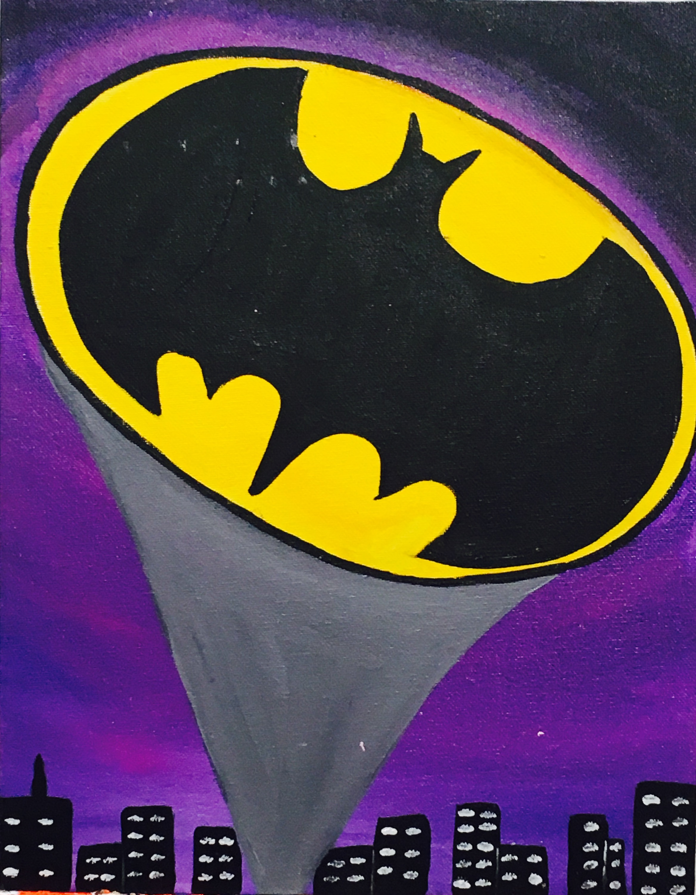 Calling Batman