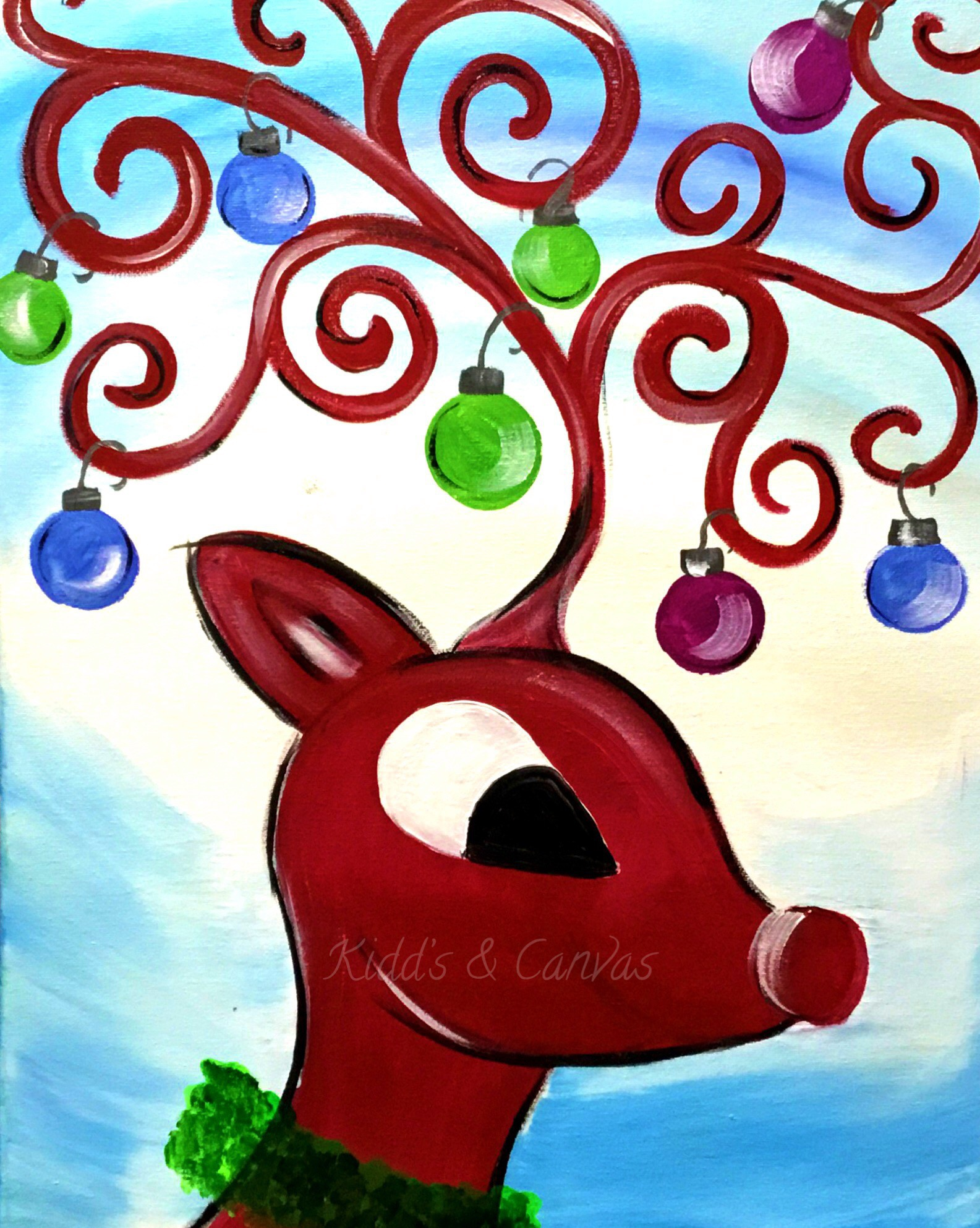 Red Rudolf
