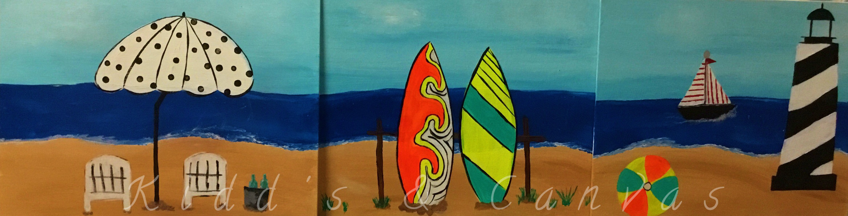 Surf Scene
