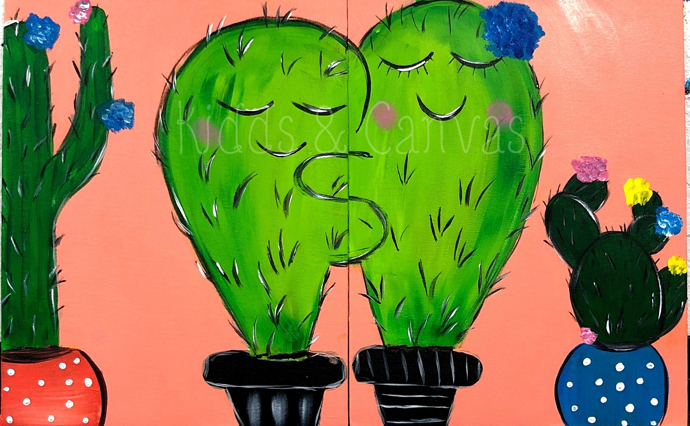 Cactus Love Hurts