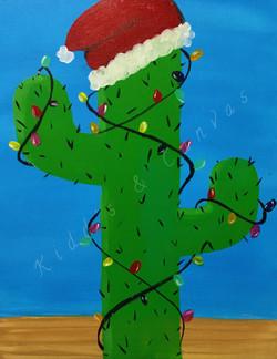 Christmas Cactus Kids