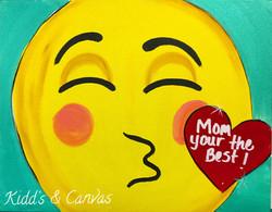 Blow Kiss Emoji