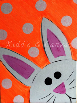 Mini Easter Bunny