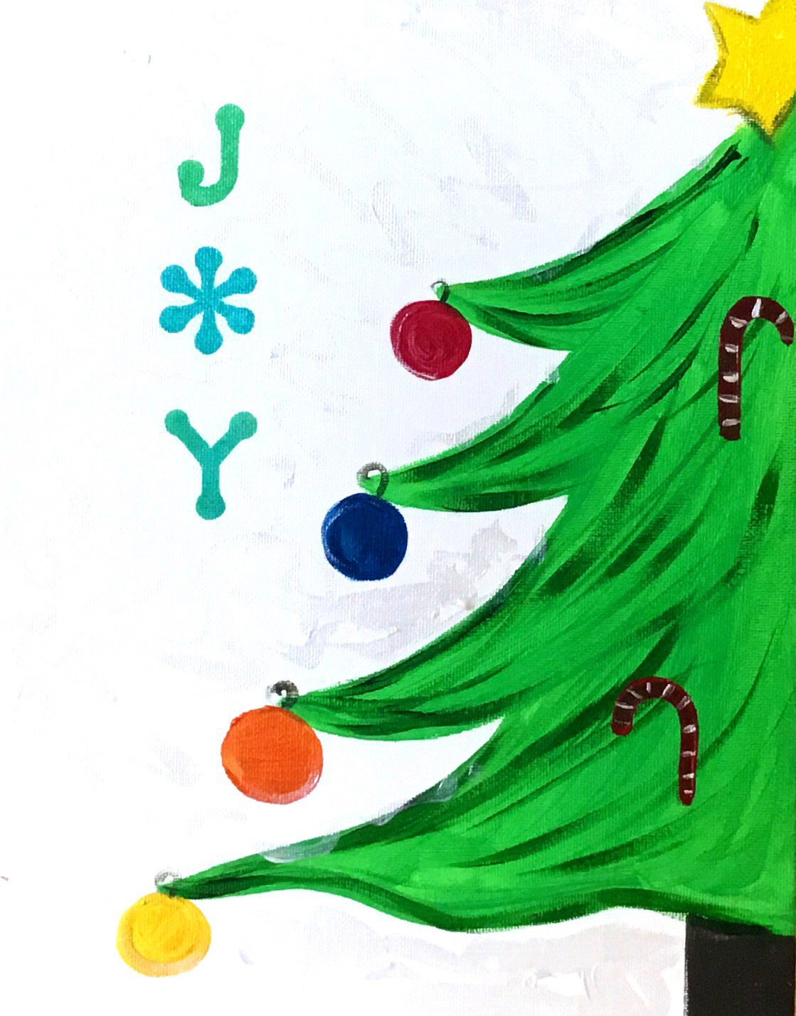Toddler -Joy Tree