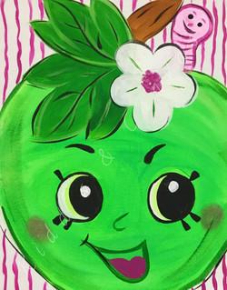 Apple Blossom Shopkin